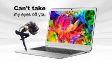 Teclast F7, simplemente un ordenador portátil elegante