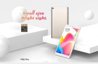 Teclast P80 Pro, una pequeña, cómoda y barata tablet