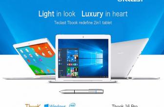 Teclast Tbook 16 Pro, ¿buscas un 2 en 1 por 200 euros?