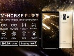 M-HORSE Pure 1 a la venta a un precio insuperable