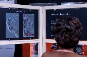 Honor y TAI presentan una exposición de arte digital