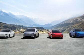 Tesla casi cumple su meta de despachar 500 mil automóviles en 2020