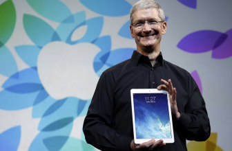 Tim Cook: Android en una tablet es una mierda