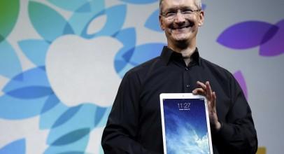 Tim Cook: Android en una tablet es una mierda