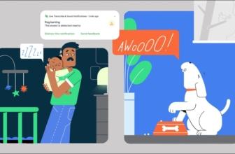 Transcripción instantánea de Google ahora te alerta de ruidos importantes