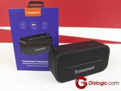 Tronsmart Element T2, altavoz Bluetooth 4.2 resistente al agua
