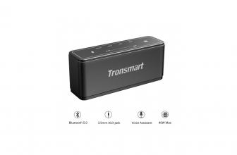 Tronsmart Mega, altavoz inalámbrico con sonido de 40 W