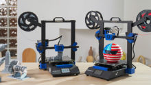 TronxyXY-3 SE, la impresora 3D más versátil de la gama de entrada
