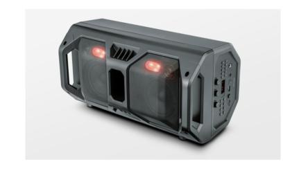 Trust Klubb GO, un altavoz Bluetooth y portátil para fiestas con luces RGB