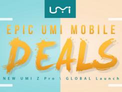 Promoción UMI en Gearbest, consigue los mejores precios
