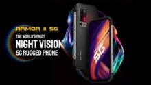UlefoneArmor11, el móvil más ambicioso y resistente deUlefone