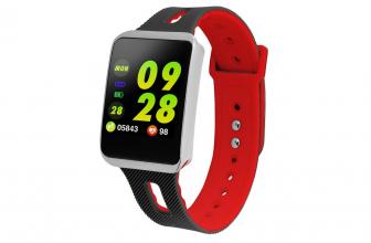 Unotec Q10, un reloj inteligente muy versátil y económico