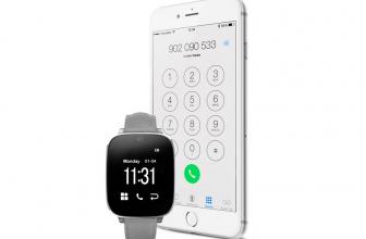 Unotec Watch-BT5, un smartwatch barato con envío español