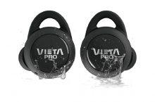 VIETA PRO VHP-TW20BK, unos auriculares TWS para ducharte con ellos