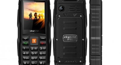VKworld Stone V3, un móvil de teclas con batería de 5200mAh