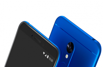 Vernee M6, conoce el móvil más delgado de Vernee