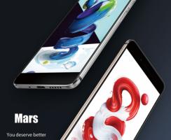 Vernee Mars: prueba gratis el primer smartphone P10 actualizado a Android 7.0