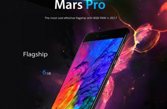 Vernee Mars o Vernee Mars Pro, ¿qué diferencias hay?