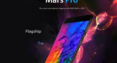 Vernee Mars Pro, 6 GB de RAM a un precio espectacular