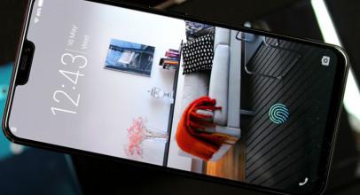 Vivo X21, un móvil de gama media con sensor de huellas en la pantalla