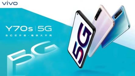 Vivo Y70s, conoce el primer Smartphone con procesador Exynos 880