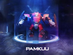 Walkera Pamkuu, conoce este robot luchador de juguete