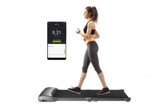 WalkingPad C1, la nueva cinta de andar plegable de Xiaomi