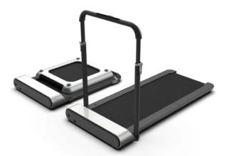 WalkingPad R1 o WalkingPad R1 Pro, cinta plegable para cuidar la salud