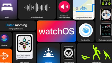 WatchOS 7, estas son las mejoras al sistema operativo del Apple Watch