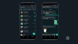 El modo oscuro de WhatsApp es oficial y así es cómo se activa