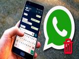 WhatsRemoved, para leer los mensajes borrados de WhatsApp