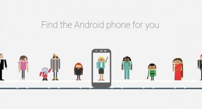 Which Phone de Google para elegir el mejor móvil