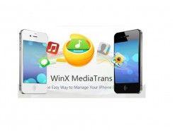 Transferir archivos entre iPhone y PC con WinX MediaTrans, una excelente alternativa de iTunes