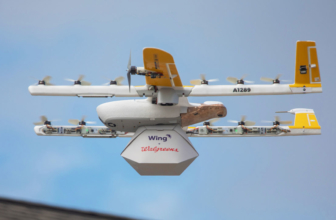 Wingy Google se ponen en alerta por nueva ley de drones en EE. UU