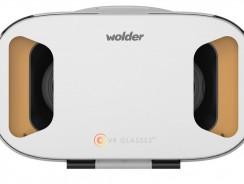 Wolder VR Glasses, gafas de realidad virtual a buen precio
