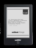 Wolder miBuk Mirage, eReader con luz integrada
