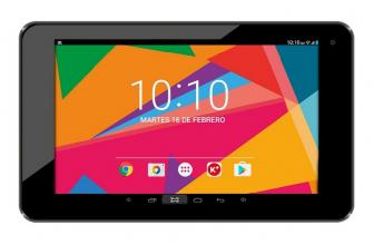 Woxter N-70, características de esta tablet pequeña, barata y útil