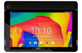 Woxter N-200, tablet asequible con pantalla de alta resolución