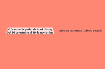 El Black Friday de Amazon durará casi un mes y ya ha empezado