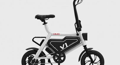 XIAOMI HIMO V1, una bicicleta eléctrica espectacular