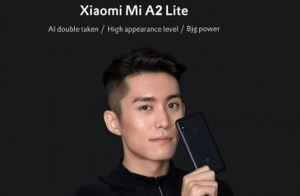 Xiaomi Mi A2 Lite, la segunda generación tiene versión ligera