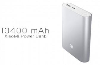 Xiaomi 10400 Power Bank, lo hemos probado