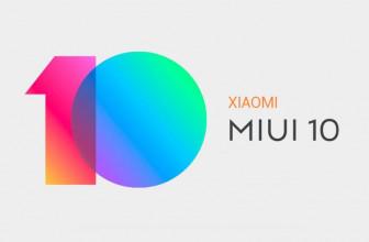 MIUI 10 se presenta oficialmente en los móviles Xiaomi