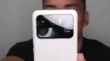 El Xiaomi Mi 11 Ultra se muestra conZoom 120x y pantallasecundaria