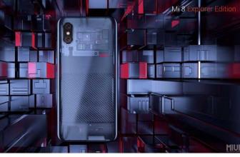 El Xiaomi Mi 8 Explorer Edition nos ha roto el corazón a todos