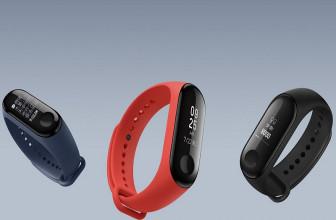 Xiaomi Mi Band 3: características y precio de la nueva pulsera de Xiaomi
