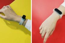 Xiaomi Mi Band 3 Explorer Edition: a Xiaomi le gustan las transparencias