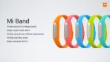 Xiaomi Mi Band, analizamos la pulsera de Xiaomi