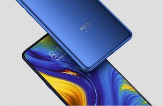 ¿Xiaomi Mi Mix 4 con procesador Snapdragon 855+ y cámara de 108 MP?