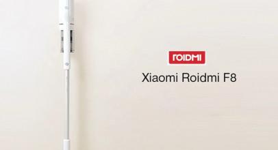 Xiaomi Roidmi F8: 5 motivos para comprarla y al mejor precio